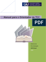 Manual Orientador-2009 TCC