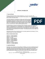 How Sedo Domain Appraisal Works