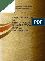 Trastornos de La Personalidad Guia Practica Para La Enfermeria Psiquiatrica