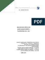Análisis Socio Critico Plan Nacional 2013 - 2019_sin_introduccion