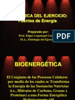Clase Energetica