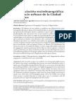 AGUILAR-Diferenciación Sociodemográfica Del Espacio Urbano de La Ciudad de México