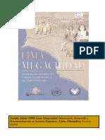 JOSEPH Lima Megaciudad