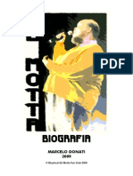 Ed Motta - Biografia Por Marcelo Donati, 2009 - Bloptical