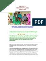 Islamnya Wanita Kristian