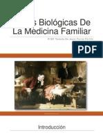 Bases Biológicas de La Medicina Familiar