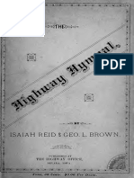 1886 Highway Hymnal