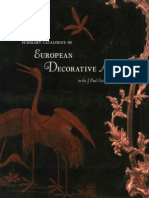 European Decorative Artts