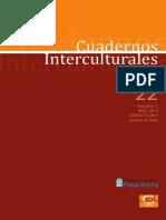 02 GALLO, MENESES Y MINOTTA Cuadernos Interculturales, Vol.1, N°22
