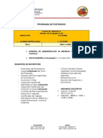 Informacion Mba 2014colegio Economistas