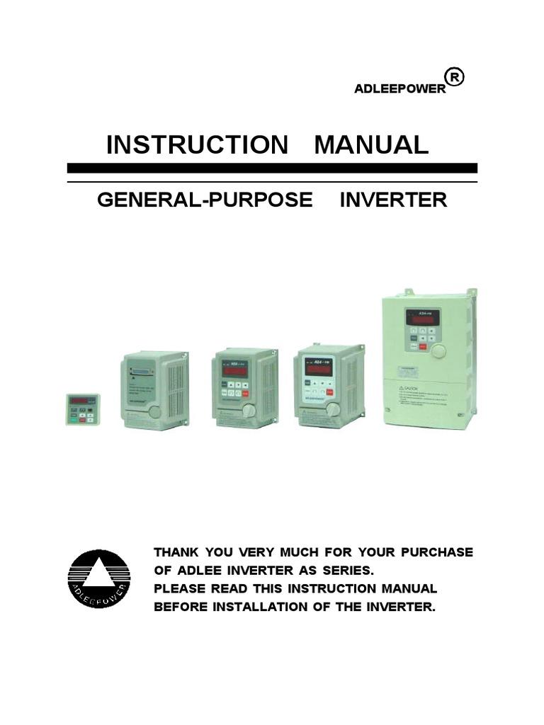 As Inverter