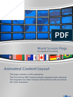 World Screen Flags 2010
