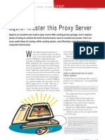 Squid Master Proxy Server