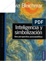 Inteligencia y Simbolización (OCR)