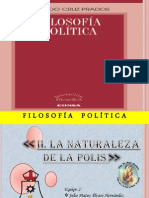 II. Naturaleza de La Polis