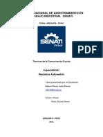Servicio Nacional de Adiestramiento Presentacion