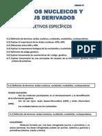 unidad VI +üCIDOS NUCLEICOS