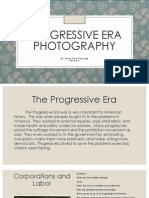 progressive era photography