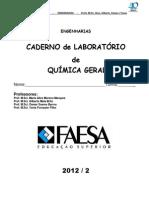 Caderno de Laboratorio 2 2012 Q Geral Engenharias - Coordenacao