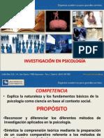 02 - Investigación en Psicología