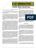 About Irritable Male Syndrome