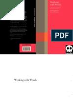 Ruth Gairns, Stuart Redman Working With Words
