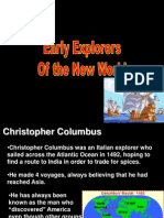 explorers powerpoint