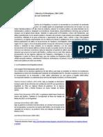 Principales Hechos Republica Concervadora
