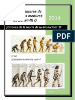 errores de la teoria de la evolucion..docx