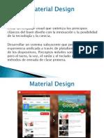 Patrones Animaciones Material Design