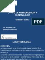 Primera Clase de Meteorología