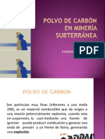 Polvo de Carbon Enviar