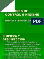 Factores de Control e Hogiene