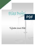 TTM EP Ke-2 Tinjauan Umum Etika