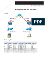 Security Chp4 Lab-A CBAC-ZBF