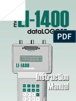 Manual Datalogger_li 1400 Li-cor