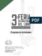 3a Feria Internacional Del Libro