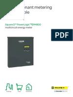 Multitenant Metering _EM4800