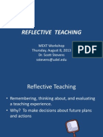 reflective-teaching