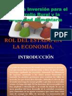 El Rol Del Estado en La Economía. (1)