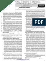 Estrategiaconcursos Caderno de Prova Gcm 3 Versao A