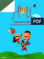 Holi Celebration – Festival – Mocomi.com