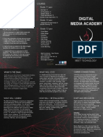 Dma Brochure 2013
