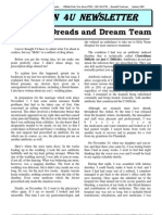 Drug Dreads and Dream Team