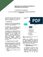 Implantacion Sistema de Gestion de Seguriodad (Recuperado)