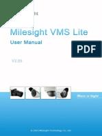 Milesight VMS Lite User Manual En