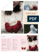 Vintage Knits for Modern Babies by Hadley Fierlinger - Wee Mittens Project