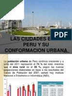 Ciudades Del Peru - Conformacion Urbana