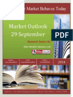 Market Outlook by Elite Wealth Advisors Ltd
