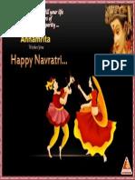 Navratri Greeting